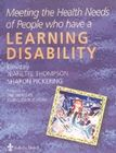 Health Needs of People with Learning Disability